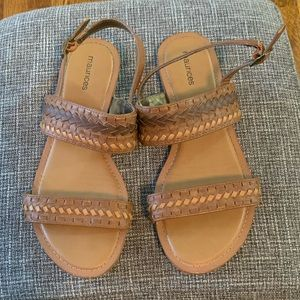 Maurice's Woven Sandals